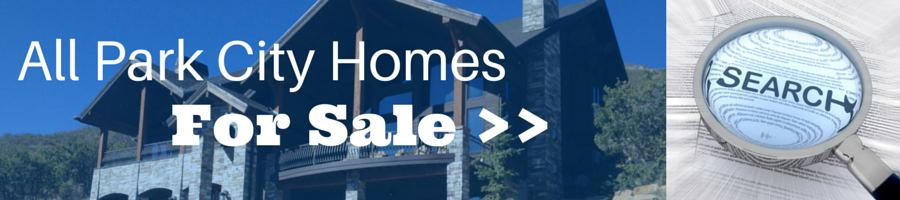 Search all park city homes for sale