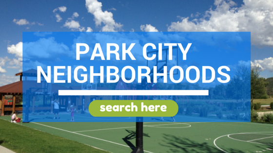 Park City Utah Neighborhood Search