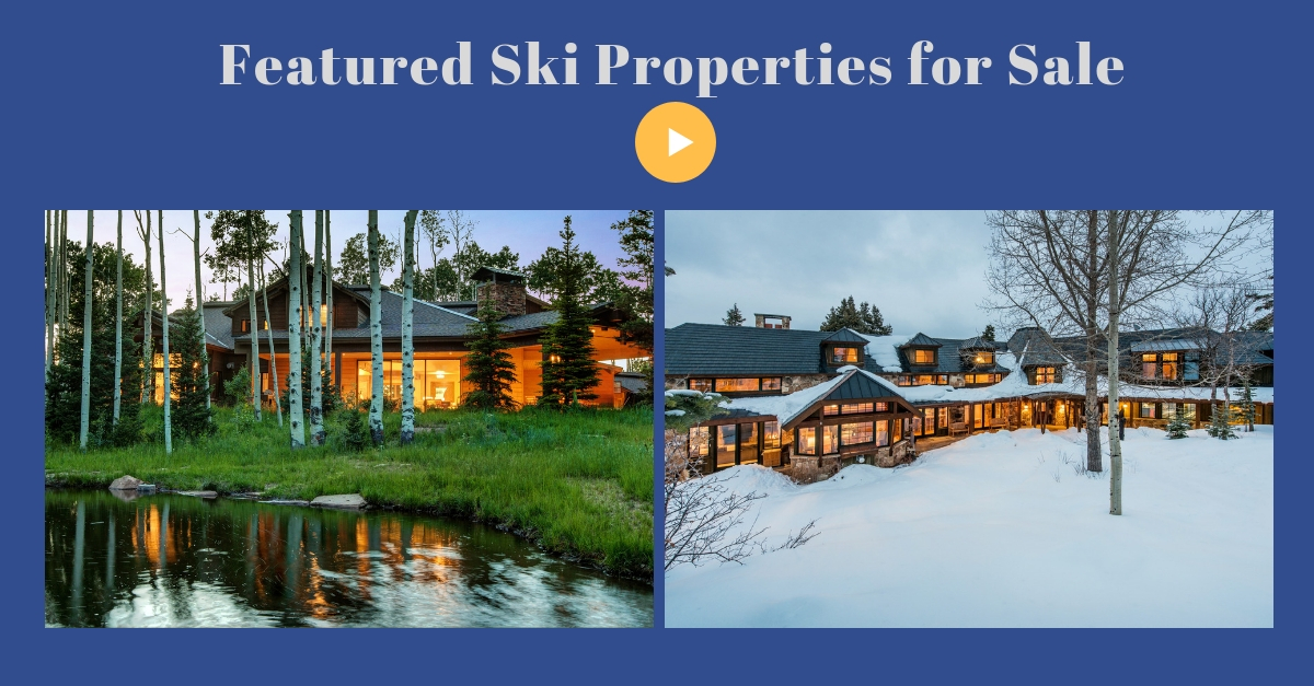 Park City Ski Properties for Sale